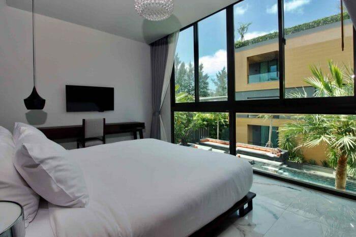 1 спальные апартаменты
