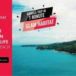 Поймать удовольствие от вашей жизни на пляже Камала