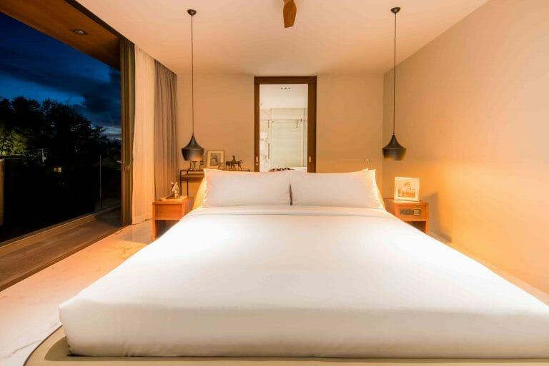 3 bedroom pool villa
