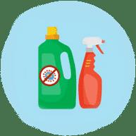 мыть чистящее оборудование